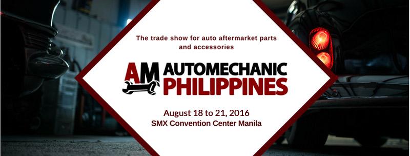 Automechanic Philippines 2016